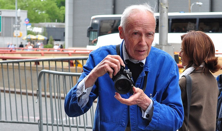 Bill Cunningham On The Theatre Of Fashion