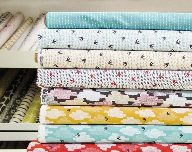 Up, Up & Away fabrics