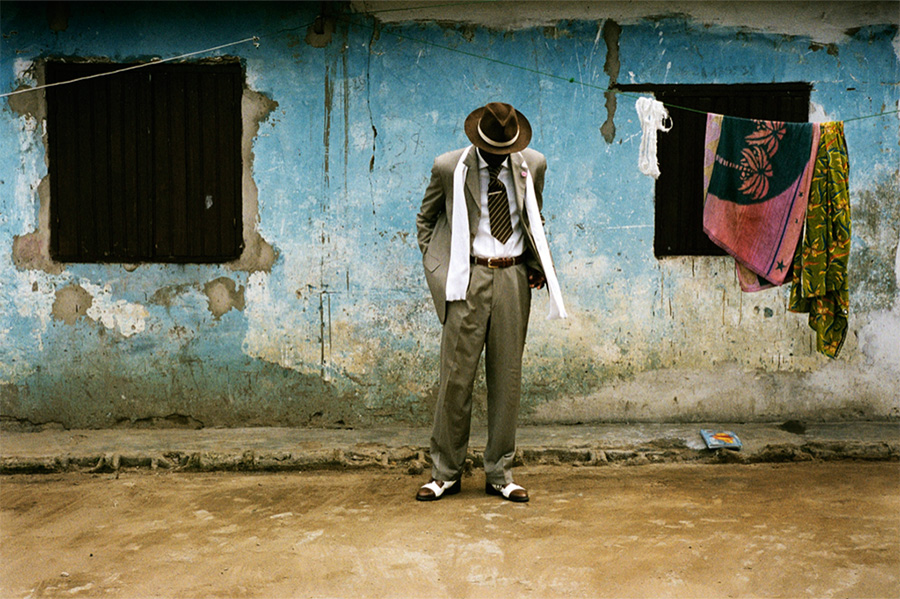 The heritage of suits and Kofifi style