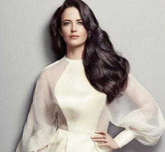 Bond Girl Eva Green is L'Oreal's Newest International Spokesperson