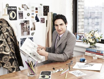 Designer Zac Posen To Dress Wine Bottle For Summer 2015