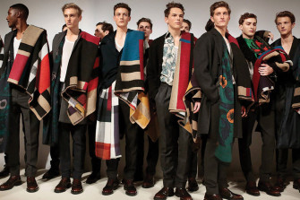 The Rise of Menswear