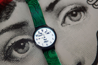 Vogue China and Fornasetti collaborate on special edition watch