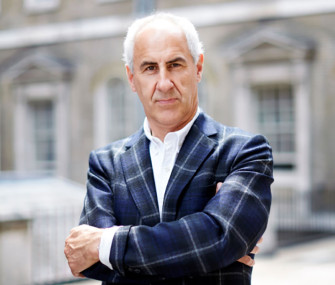 Five questions for Simon Ward, COO of London Fashion Week