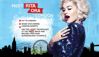 Rimmel launches The London Look international contest
