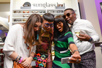 Sunglass Hut's Journey With Fashion Week