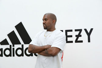 Adidas and Kanye West Make History