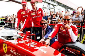 Ray-Ban Signs Sponsorship Agreement with Ferrari