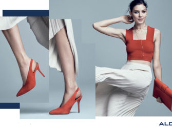 Aldo Chooses Movement for its Latest Campaign