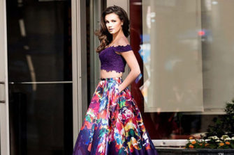 Mon Cheri Launches Ellie Wilde for Prom Dress Line