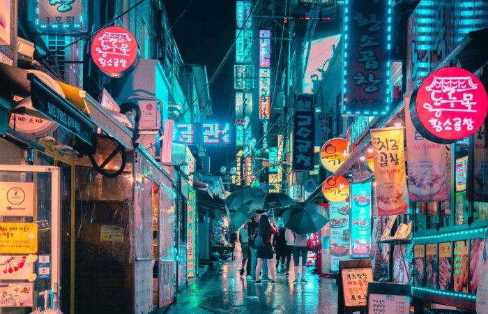 A New Kind of Seoul