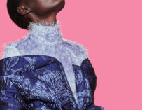 Breakout year for designer Thebe Magugu