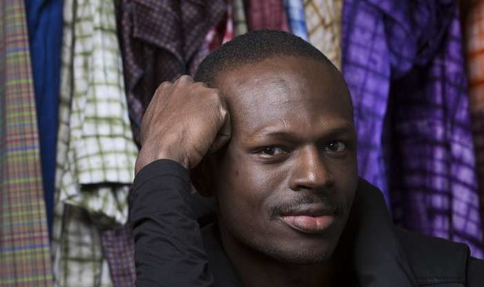 First sub-Saharan African designer to be a guest member in the official haute-couture calendar