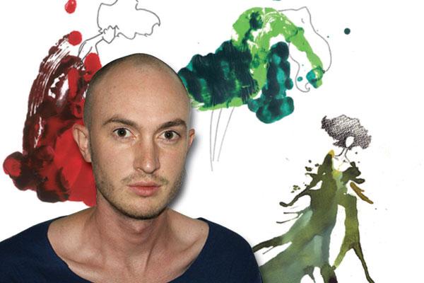 Joel Janse Van Vuuren's Wearable Art