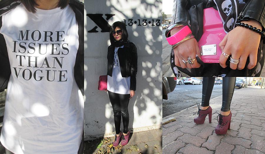 Lady Zaa: What I'm Wearing – Monday