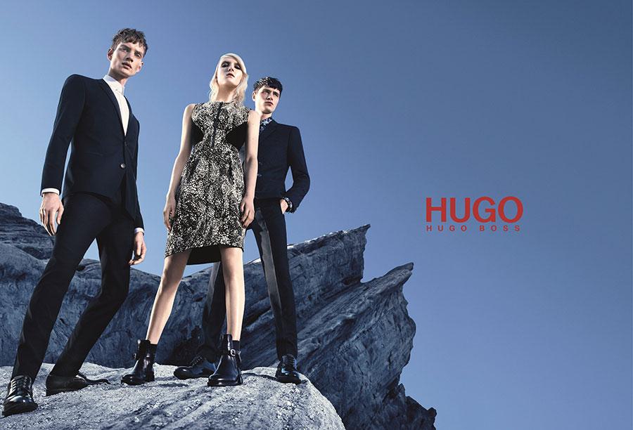 New Hugo Winter 2014 Campaign