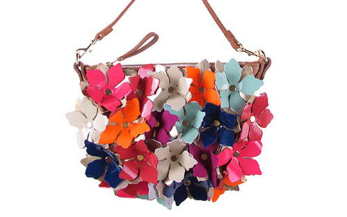 Missibaba's Blooming Bag Celebrates Summer