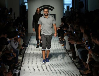 The Grungy Gentleman SS16 Runway Show