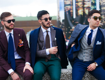 Mix and match: top tips for guys