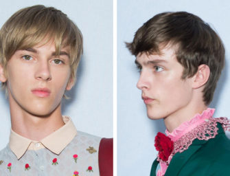 Fashion Goes Gender-Neutral