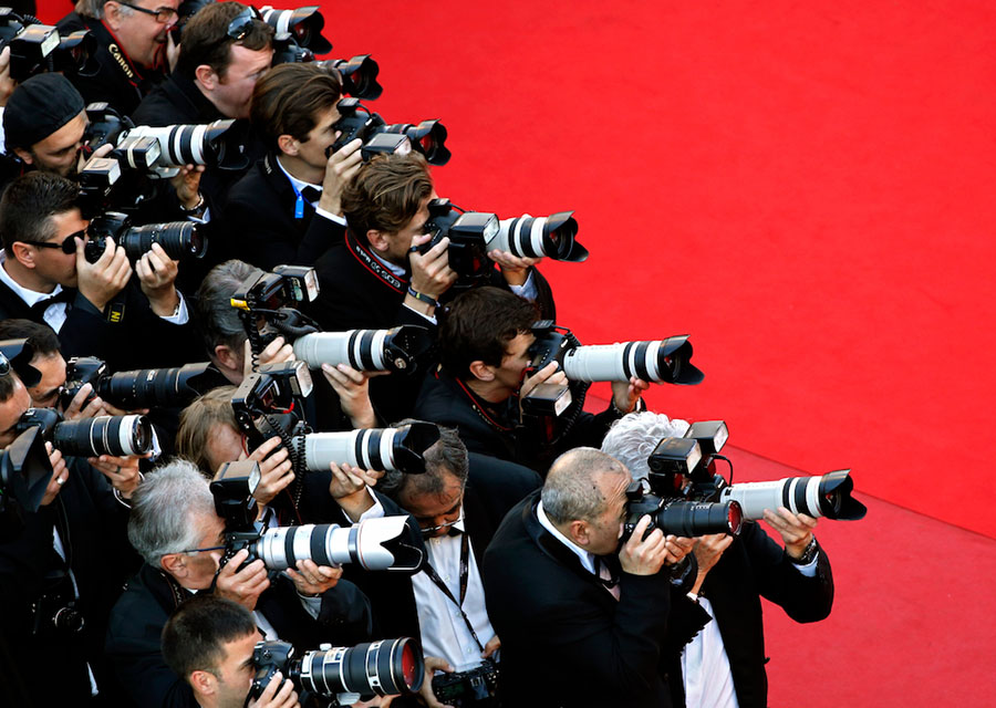 Cannes-Photographers