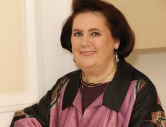 Fashion's leading authority, Suzy Menkes