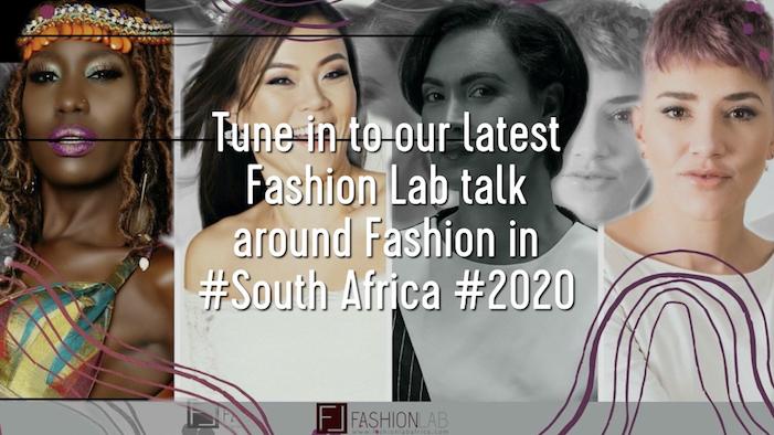 Fashion Lab Africa Podcast with Fashionhandbook SA Leanne Tlhagoane