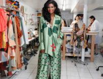 Eye on Fashion Designer Fe Noel