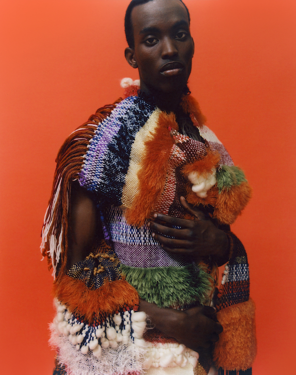 Lukhanyo Mdingi The Coutts Collection FW 2021