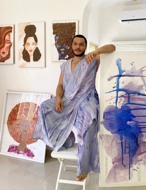 Paolo Sisiano Founder and creative director of  fashion label Sisiano.